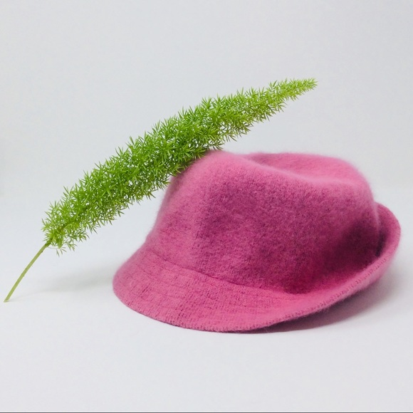 1618fa237 Betmar New York Pretty Fuzzy Pink Fedora Hat
